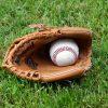 野球のグラブのニオイを効果的に消臭する方法